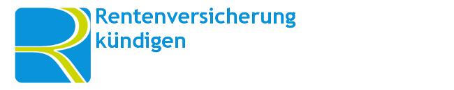 Logo Rentenversicherung kündigen